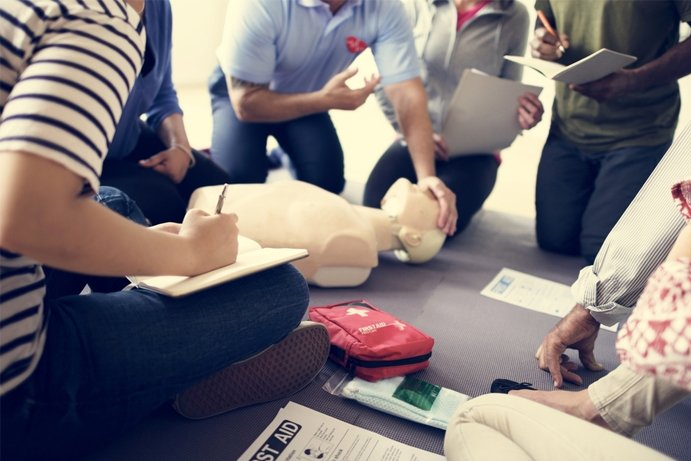 first aid chester