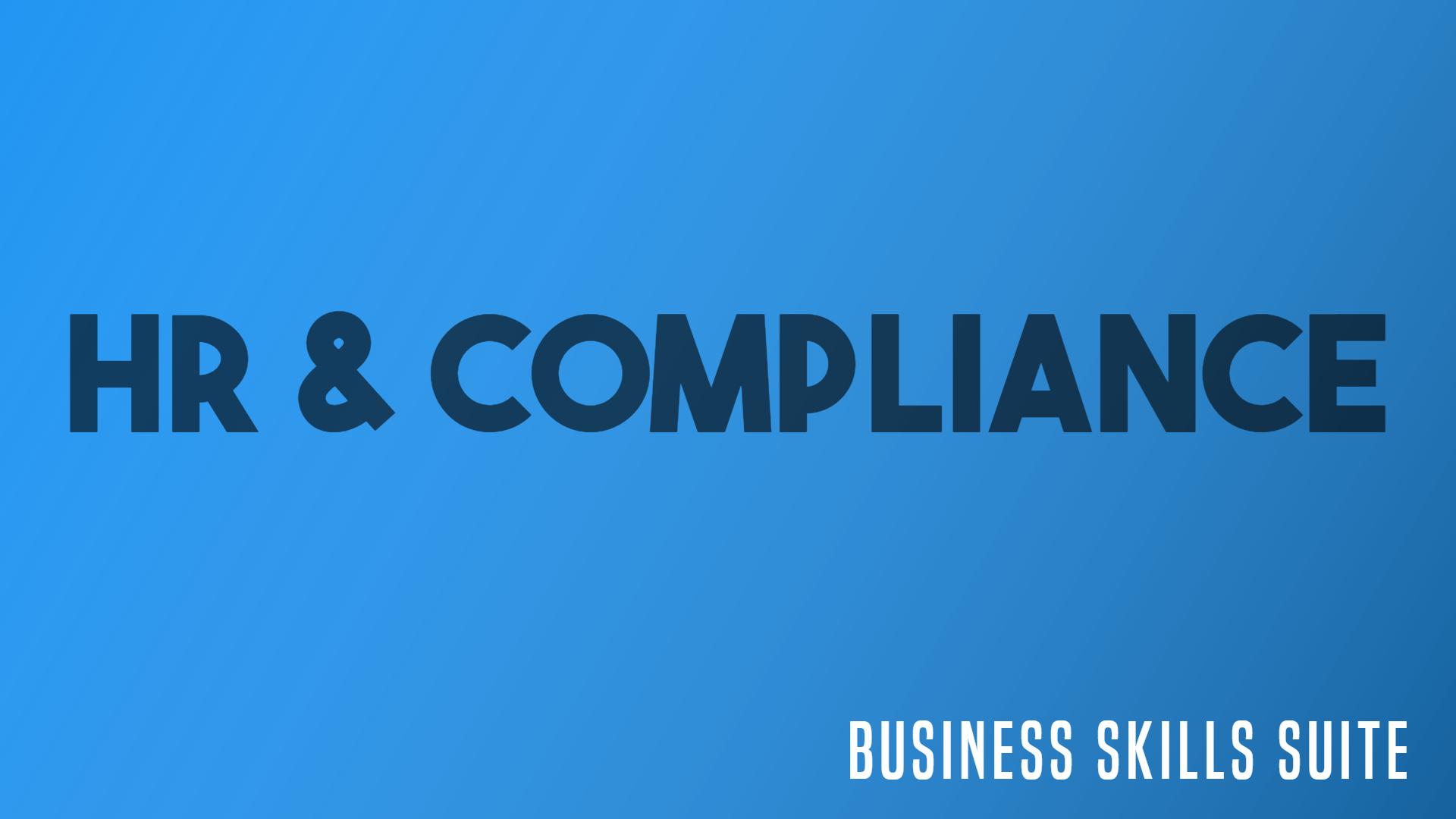 hr & compliance