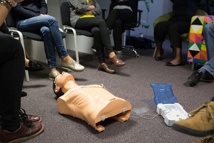 first aid wirral